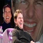 Создать Том Круз смеётся Мем