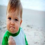 Создать Успешный ребенок Мем
