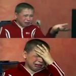 Создать Сашко Фокин расстроен Мем