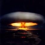 Создать Ядерный взрыв - Мем Мем