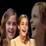 Создать Эмма Уотсон смеется - Мем Мем